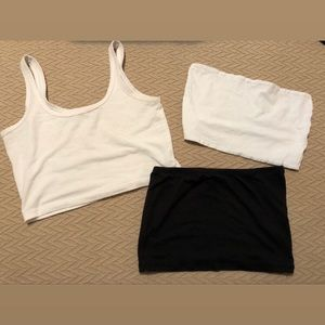 Small crop top lot